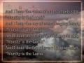 Godmelody and-I Will Rise sung by Chris Tomlin