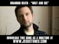 Godmelody-Brandon Heath - Wait and See [ Christian Music Video + Lyrics + Download ]