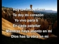 Share and upload your Christian melody videos at godmelody-Hoy te rindo mi ser