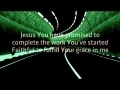 """Godmelody-Lincoln Brewster - """"Reaching For You"""" (with Lyrics)"""