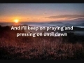 Godmelody-Brandon Heath - As Long as I'm here - Lyrics