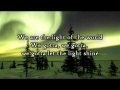 Godmelody-Kari Jobe - We Are (Lyrics)