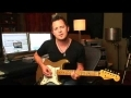 Godmelody-Lincoln Brewster - The Arms of My Savior Guitar Solo