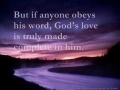 Godmelody-Word Of God Speak - MercyMe