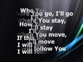 Godmelody and-Chris Tomlin - I Will Follow [With Lyrics]