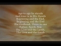 Godmelody-How Great Is Our God (Chris Tomlin